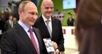 «Это будет лучший мундиаль»: Путин получил паспорт. Болельщика