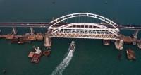 Крымский мост. Факты: технические параметры и пропускная способность