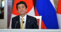 Абэ рассчитывает на прогресс в работе над мирным договором
