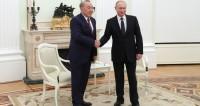 Путин и Назарбаев обсудили подготовку к заседанию ВЕЭС в Сочи