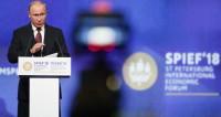 Путин отверг обвинения в причастности России к крушению MH17