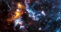 Радиотелескопы в деталях сфотографировали черную дыру