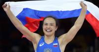 Россиянка Оршуш получила золото чемпионата Европы по борьбе