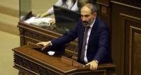 Пашинян провел первое заседание правительства Армении
