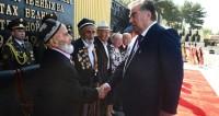 Президент Таджикистана почтил память героев Великой Победы