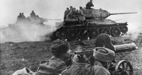 «Боевые колесницы» Победы: история танковой колонны «Давид Сасунский»