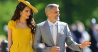 Клуни, Элтон Джон, Бекхэмы: на свадьбу Гарри и Меган прибыли звезды