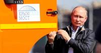 За рулем «КамАЗа»: Песков рассказал о водительских правах Путина
