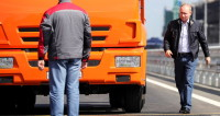 От Тамани до Керчи всего за 16 минут: Путин открыл Крымский мост