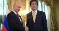 Путин и Абэ договорились о третьем японском бизнес-десанте на Курилы
