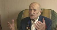 Он брал рейхстаг: легендарному артиллеристу Бессарабу исполнилось 100 лет