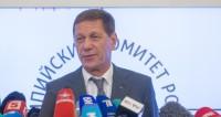 Александр Жуков избран Почетным президентом ОКР