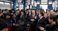 Белорусские тракторы, таджикские сады: Лукашенко и Рахмон обменялись лучшим
