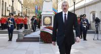 Тепло и празднично. В Азербайджане отмечают День независимости