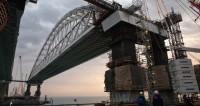 Крымский мост. Факты: уникальные арки и история названия