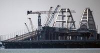Крымский мост: Путин осмотрел центр управления дорожным движением