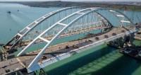 Крымский мост в цифрах и фактах