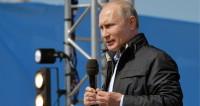 Путин – строителям Крымского моста: Благодаря вашему труду это чудо свершилось