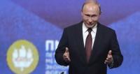 Путин рассказал, что такое экономика доверия