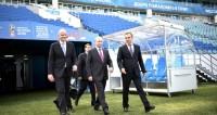 Путин посетит первый матч чемпионата мира по футболу