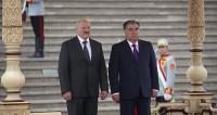 Лукашенко – Рахмону: Главное, что у нас есть доверие друг к другу