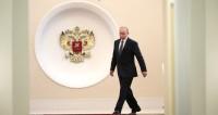 Присяга Владимира Путина: люди, детали и образы