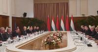 Беларусь и Таджикистан подписали дорожную карту сотрудничества