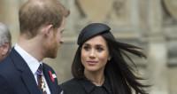 Принц Гарри и его супруга впервые вышли в свет после свадьбы
