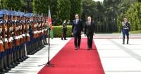 Алиев и Вучич поговорили в формате тет-а-тет