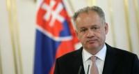 Президент Словакии отказался баллотироваться на новый срок