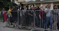 Молчаливый пикет в поддержку журналиста Вышинского (ФОТО)