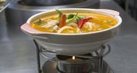 «Как в ресторане»: готовим суп потаж, пиккату из цыпленка и баклажаны пармиджано