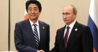 Путин и Абэ пообщаются с японским космонавтом на МКС