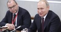 Путин о количестве президентских сроков: Строго следую Конституции