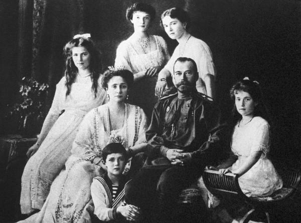 Тест: Легенды дома Романовых