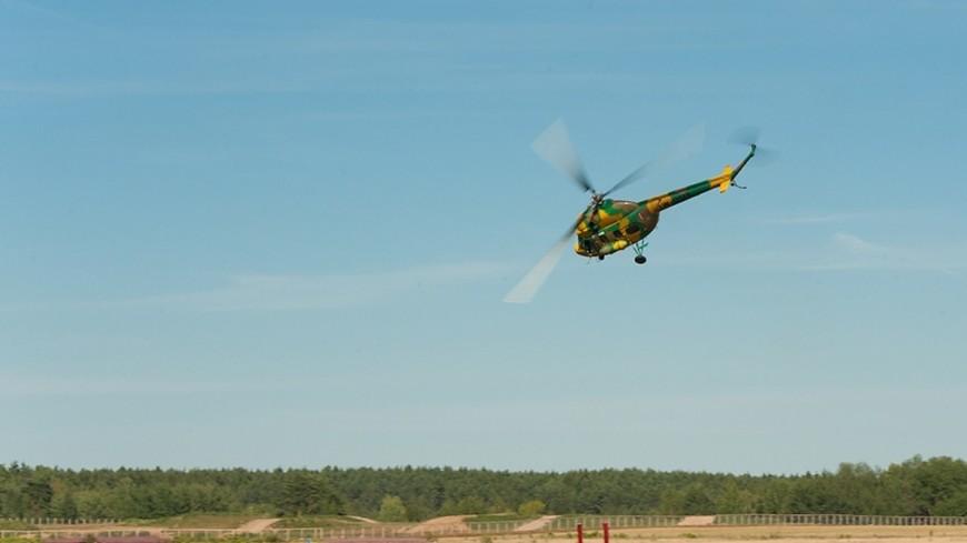 Названа причина аварийной посадки вертолета в Забайкалье