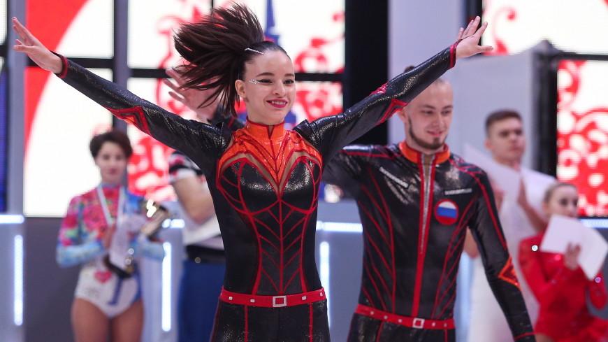 Чемпионат Европы по акробатическому рок-н-роллу выиграла пара из России