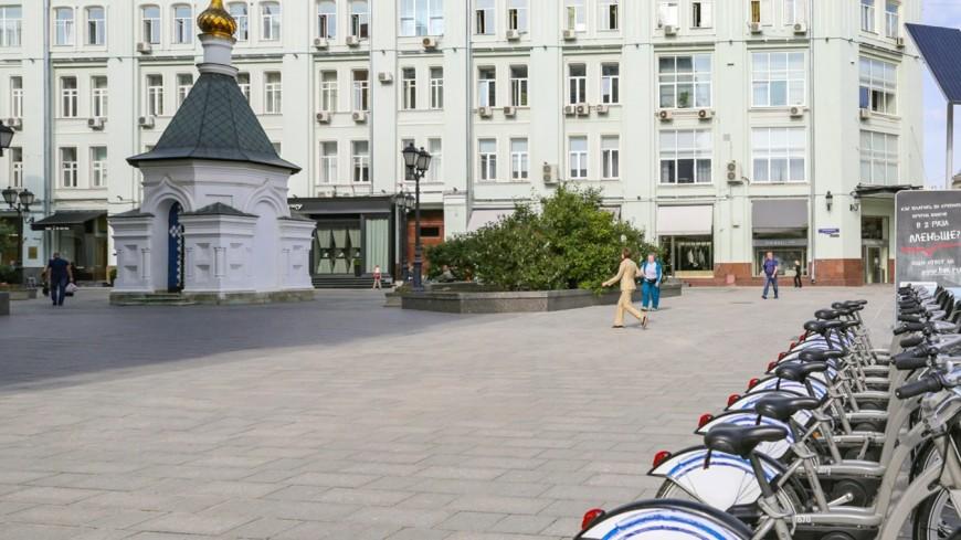 Площадь в центе Москвы назовут в честь архитектора Бове