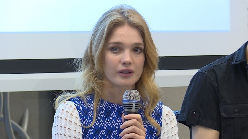 Наталья Водянова поговорила с белорусами «об этом»