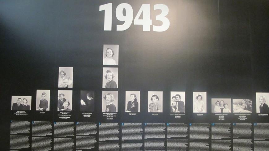 На пути в Освенцим: как жили в оккупированной Европе