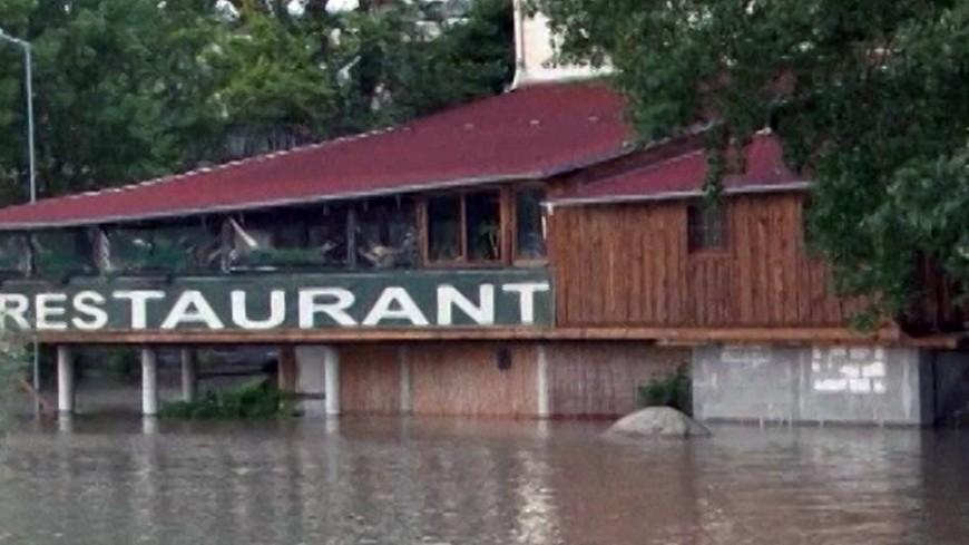 В штате Мэриленд из-за наводнения введен режим ЧС