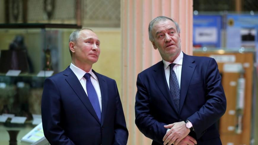 Путин – Гергиеву: Вы обогащаете отечественное искусство