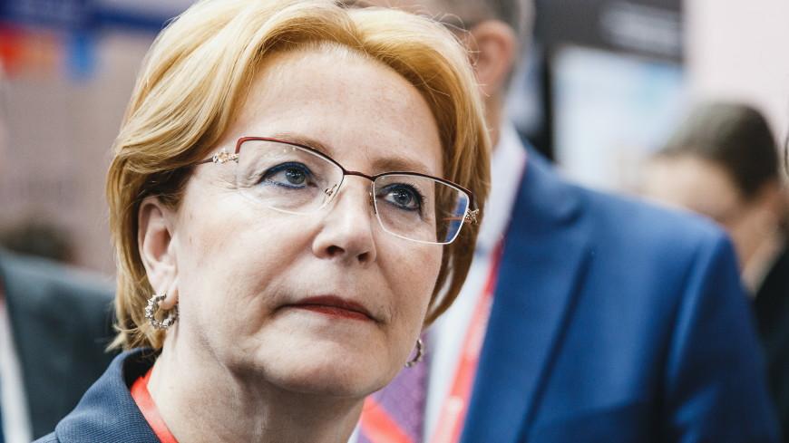 Вероника Скворцова на ПМЭФ: детство до 30 и цифровая медицина
