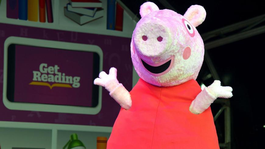 Свинку Пеппу запретили в Китае из-за оружия и трансгендеров