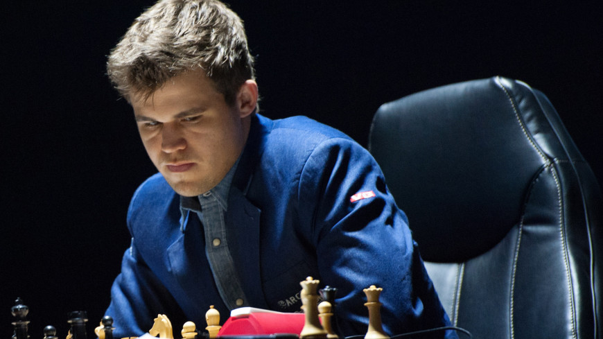 Магнус Карлсен за 17 минут обыграл в шахматы 15 сотрудников ООН