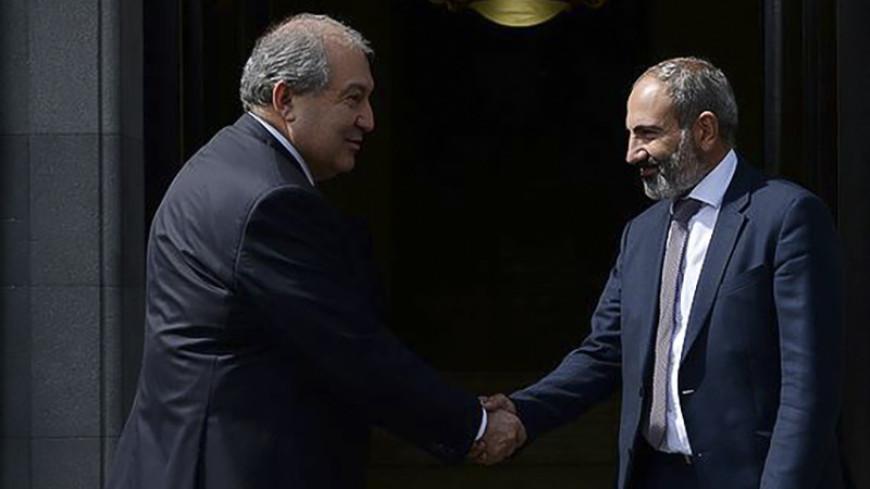 Лидеры Армении посетят Грузию в конце мая