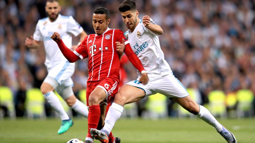 «Реал» вышел в финал Лиги чемпионов в третий раз подряд