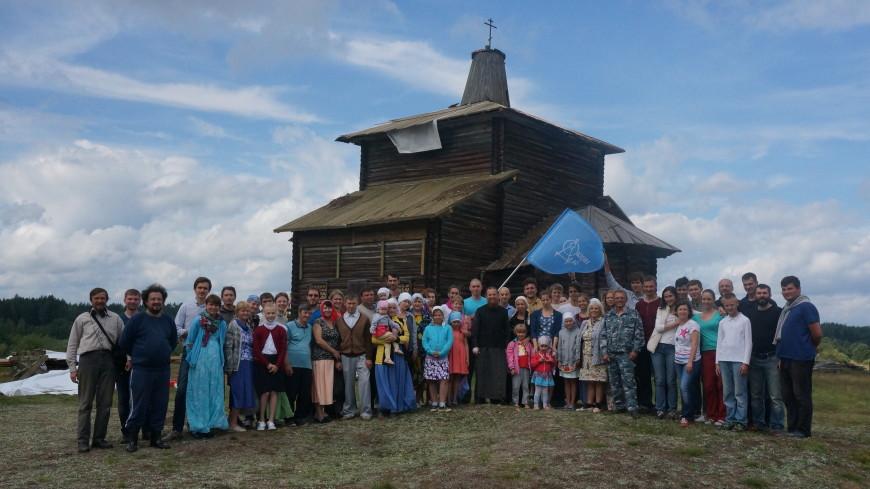 Когда зовет небо: как восстанавливают уникальные храмы Русского Севера