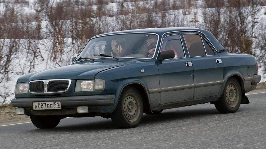 «Игра в кино»: советская классика – автомобиль Волга