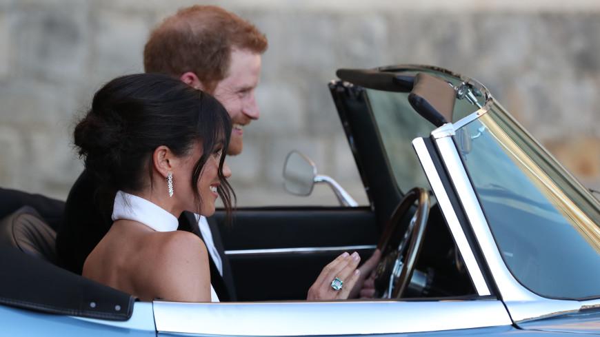Гарри подарил Меган кольцо принцессы Дианы